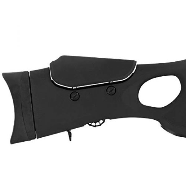 Wearable4U Air Rifle 4 Hatsan Galatian III QuietEnergy Air Rifle with Included Wearable4U 100x Paper Targets and Lead Pellets Bundle