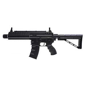 Umarex Air Rifle 1 Umarex Steel-Strike Automatic .177 Caliber BB Gun Air Rifle, Steel-Strike Air Rifle, Black (2252120)