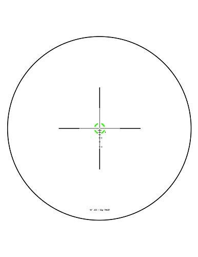 Trijicon Rifle Scope 5 Trijicon Credo Illuminated Riflescopes
