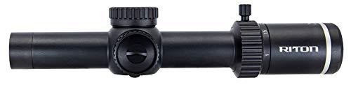 Riton Rifle Scope 2 Riton Optics X5 Tactix 1-6x24