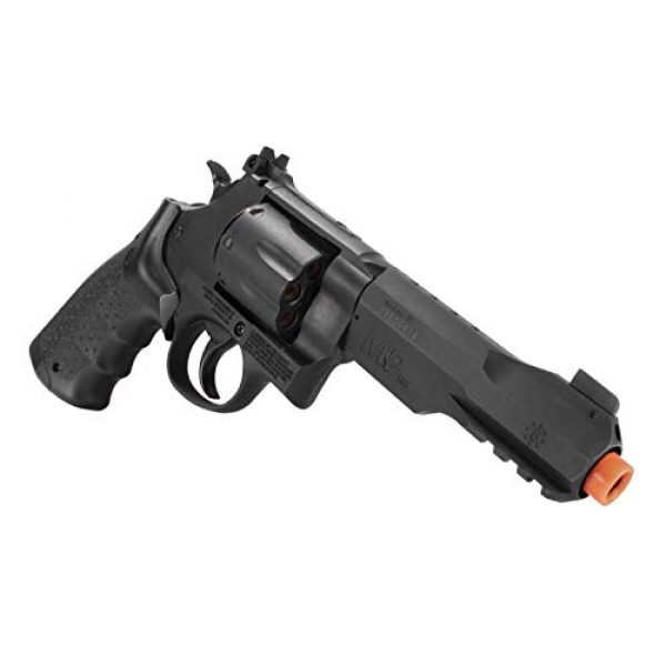 Smith & Wesson Airsoft Pistol 3 Smith & Wesson Airsoft Revolver M&P R8 6Mm Black, 2275903, 2275903, 2275903, 2275903, One Size