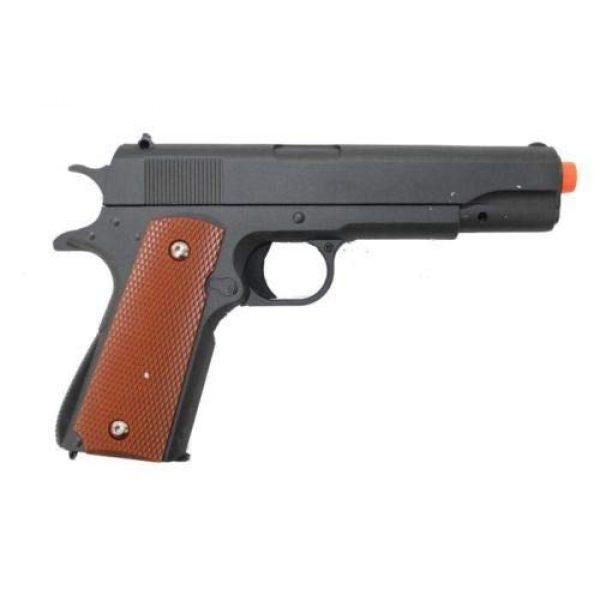 Airsoft Airsoft Pistol 2 AirSoft M1911 Replica Demolition Spring Pistol Metal