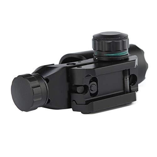 DJym Rifle Scope 5 DJym HD120 Shockproof Waterproof Red Dot Sight Riflescope (22MM Rail)