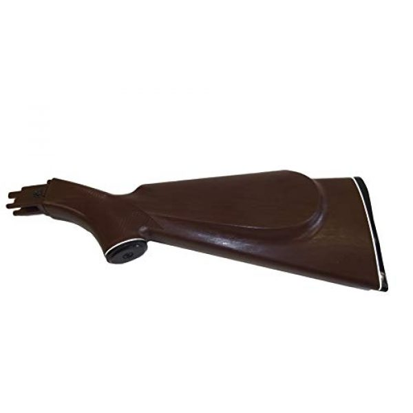 JL Missouri Parts Air Gun Accessory 1 JL Missouri Parts Daisy Powerline 7880 880 s 880s Stock But Back Butt Gun BB Air Rifle Part Current Production Light Brown