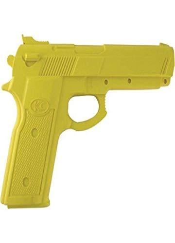 MASTER CUTLERY Rubber Training Pistol 2 Master Cutlery Rubber Training Gun Safety Tip