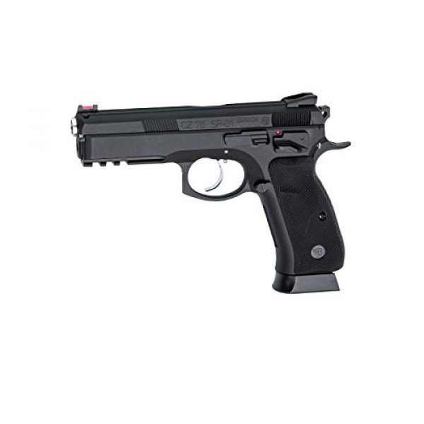 ASG Airsoft Pistol 1 ASG CZ SP01 Shadow Black