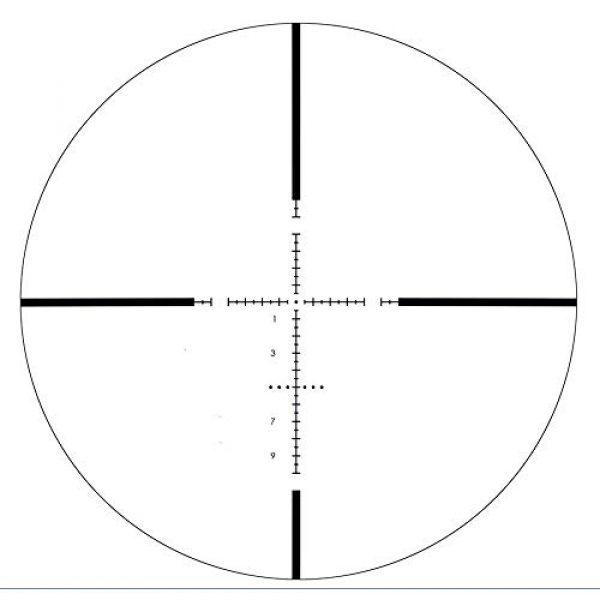 Vector Optics Rifle Scope 2 Vector Optics Marksman 4.5-18x50mm, 1/10 MIL, 30mm Tube, Second Focal Plane (SFP) Hunting Riflescope