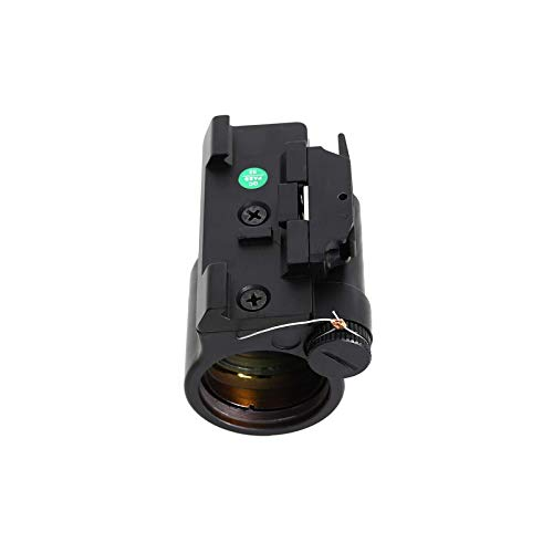 TTHU Rifle Scope 2 TTHU Rifle Scopes Holographic Sight Red Dot Sight Scope Optic Sight Reflex Sight Solar Power for Hunting Scopes