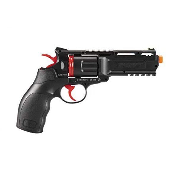 Elite Force Airsoft Pistol 2 Elite Force Umarex H8R Gen 2 Airsoft Co2 Pistol - LE Red/Blk - New - 2280180