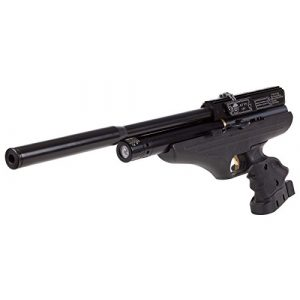 Hatsan Air Pistol 1 Hatsan HGATP1-177QE Quietenergy Pistol, Black