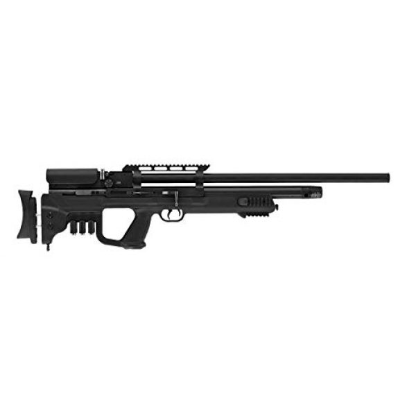 Wearable4U Air Rifle 6 Hatsan Gladius Long Air Rifle with Included Wearable4U 100x Paper Targets and Lead Pellets Bundle