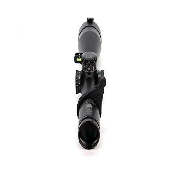 MK Machining Rifle Scope 3 MK Machining Burris XTR III Riflescope - 5.5-30x56mm SCR MIL Reticle - Comes Carbon Fiber Throw Lever & Billet Scope Level (Set of 3)