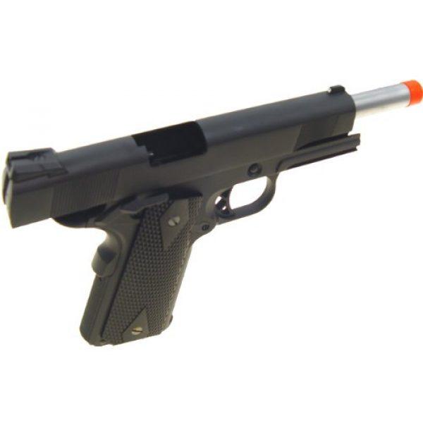 WE Airsoft Pistol 4 WE hi-capa tactical 191 gas blowback full metal(Airsoft Gun)