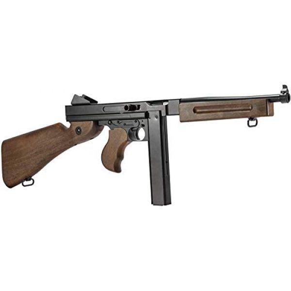 Wearable4U Air Rifle 4 Wearable4U Legends M1A1 BBS Air Rifle Air Gun and 5x12 CO2 Tanks and Pack of 1500ct Steel BBS Bundle