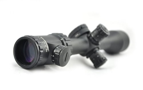 Visionking Rifle Scope 3 Visionking Rifle Scope 4-16x50 Side Focus Mil-dot Hunting Tactical Riflescope (Black)