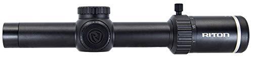 Riton Rifle Scope 2 Riton Optics X3 Tactix 1-8x24
