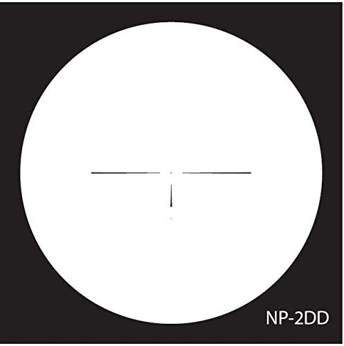 NightForce Rifle Scope 2 NIGHTFORCE BR BENCHREST 12-42X56 NP2 DD C107