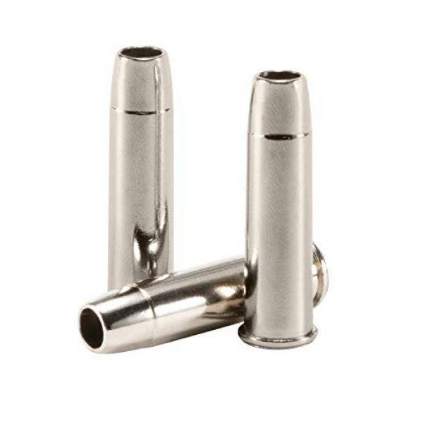 Wearable4U Airsoft Pistol 7 Wearable4U Umarex Limited Ed - Legends Gambler Custom Revolver Airsoft BB Airgun with 5X 12gr CO2 Tanks Pack of 1000 6mm EF BBS Bundle