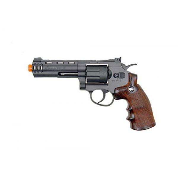 WG Airsoft Pistol 1 WG model-705 4 revolver co2 nbb w/nylon rotary drum & barrel(Airsoft Gun)