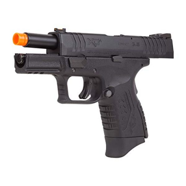 SPRINGFIELD ARMORY Airsoft Pistol 5 SPRINGFIELD ARMORY XDM Blowback Airsoft Pistol