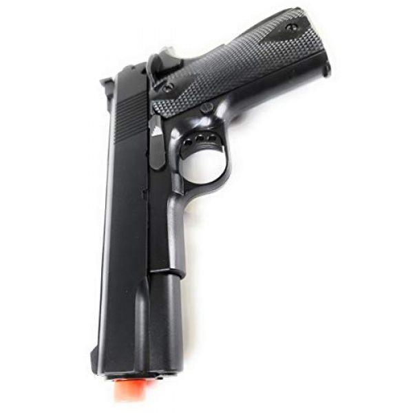 HFC Airsoft Pistol 4 HFC HA121 Airsoft Gun Spring Pistol