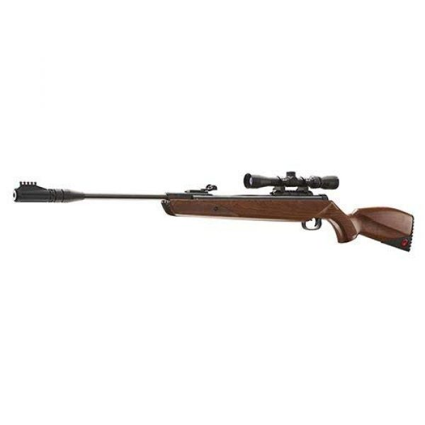 RUGER Air Rifle 2 Ruger Yukon Magnum Combo .177 Caliber Air Rifle with Included 3-9X32 Scope and Pack of 500 Pellets Bundle (Pellets Caliber/Weight .177/7.48 Grains) and Wearable4U Cloth