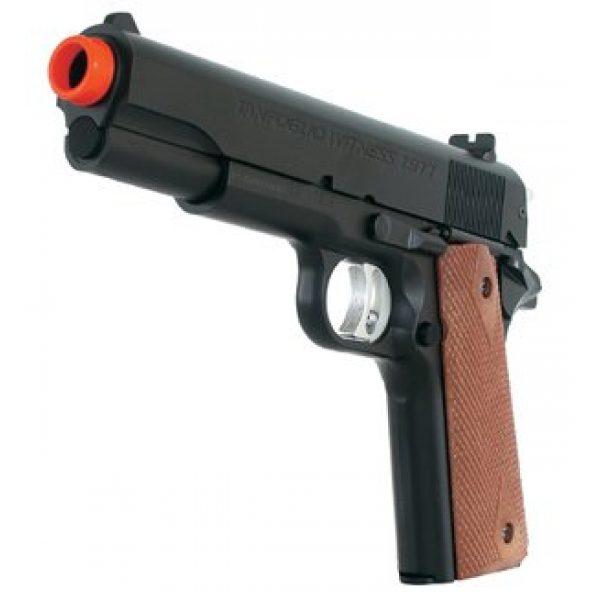 Soft Air Airsoft Pistol 1 Spring Softair Tanfoglio 1911 Pistol FPS-200, Black Airsoft Gun
