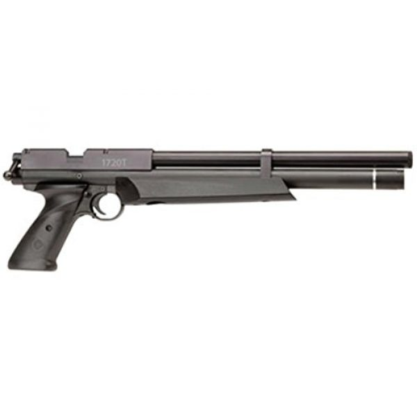 Crosman Air Pistol 1 Crosman 1720T PCP-Powered Single Shot Bolt Action Match Grade Competition Target Air Pistol