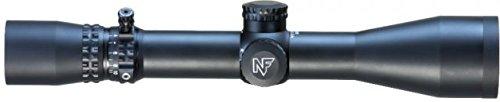 NightForce Rifle Scope 1 NightForce 2.5-10x42mm NXS Illuminated Compact Riflescope .1 Mil-Radian MOA w/ ZeroStop and Mil-R
