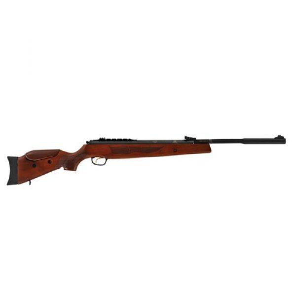 Hatsan Air Rifle 1 Hatsan Mod 135 Vortex QuietEnergy.177cal Airgun, Walnut Stock