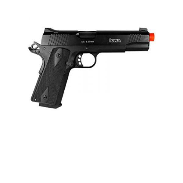 KWA Airsoft Pistol 1 KWA 1911 MK I PTP 6mm 21rd Gas Blowback Airsoft Pistol