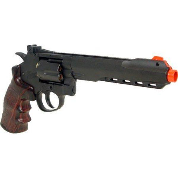WG Airsoft Pistol 4 400 fps wg full metal m702 magnum high-powered co2 semi-automatic revolver airsoft pistol(Airsoft Gun)