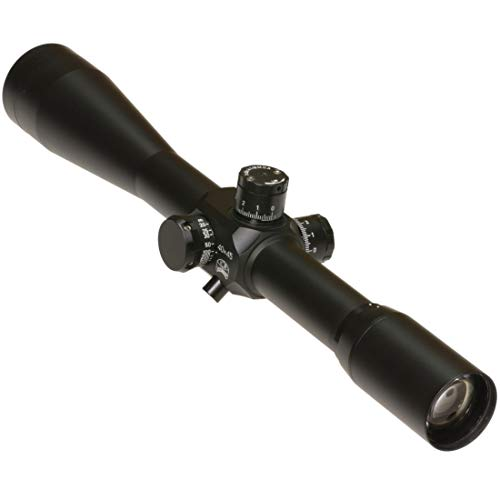 Valdada Rifle Scope 6 Valdada 40x45 Benchrest Competition 30mm Rifle Scope