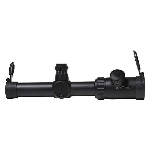 Sightmark Rifle Scope 2 Sightmark Ezekiel 1-10x24 Riflescope