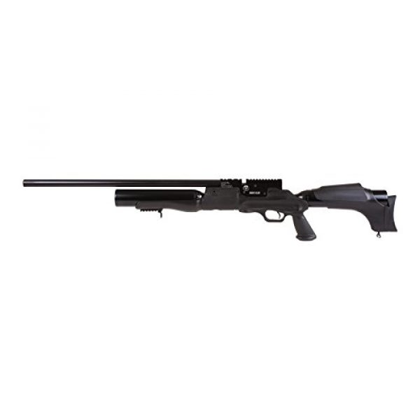Wearable4U Air Rifle 5 Hatsan Hercules Air Rifle with Included Wearable4U 100x Paper Targets and Lead Pellets Bundle