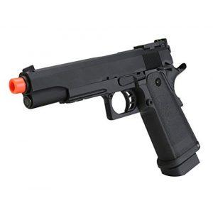 SRC Airsoft Pistol 5 SRC Hi-Capa 5.1 Co2 Airsoft Pistol [Airsoft Blowback]