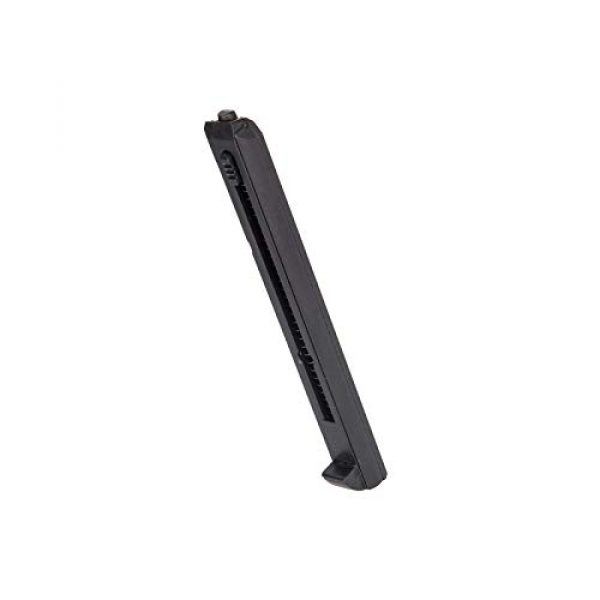 WellFire Airsoft Pistol 6 WellFire G292B-CR M1911 CO2 Airsoft Non-Blowback Pistol Clear