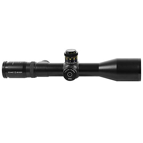 Schmidt & Bender Rifle Scope 1 Schmidt Bender PM II 3-12x50 LP P4FL-MOA .25moa cw DT/ST 644-911-762-98-74A20