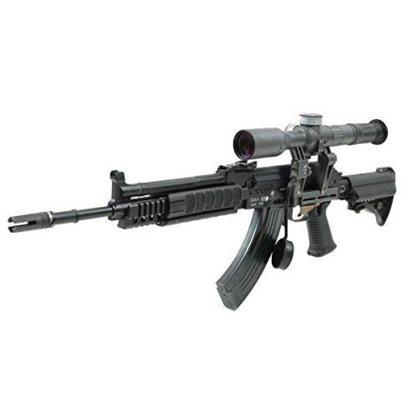 PRC Rifle Scope 4 Kalinka Optics POSP 4-12x42-1000m Rangefinder, AK version