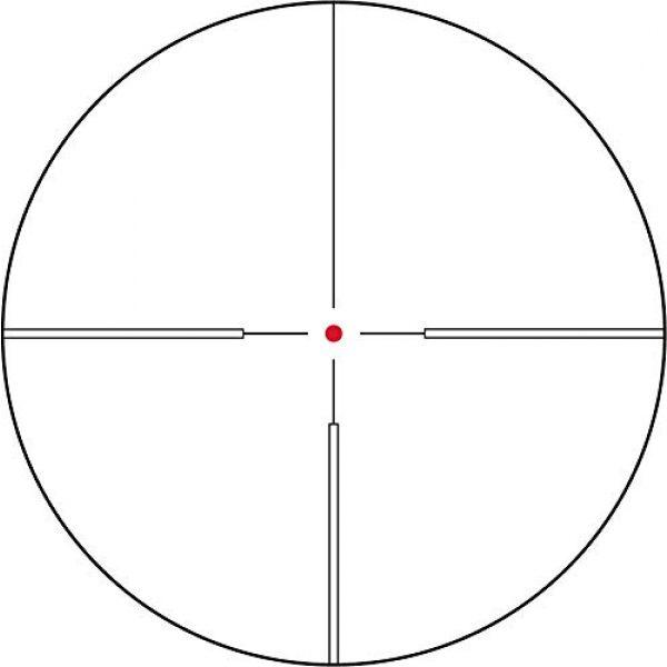 Vector Optics Rifle Scope 3 Vector Optics Swift 1.25-4.5x26mm, 1/4 MOA, 30mm Tube, Red and Green Dot Illuminated Reticle, Second Focal Plane (SFP) Hunting Riflescope
