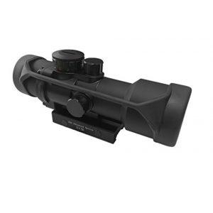 Ade Advanced Optics Rifle Scope 1 Ade Advanced Optics Crusader 5X Tactical Pris Scope with Illuminated Red/Green Dot Reticle