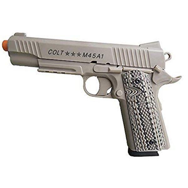 Palco Sports Airsoft Pistol 1 Palco Colt CQBP 495FPS, tan, OS