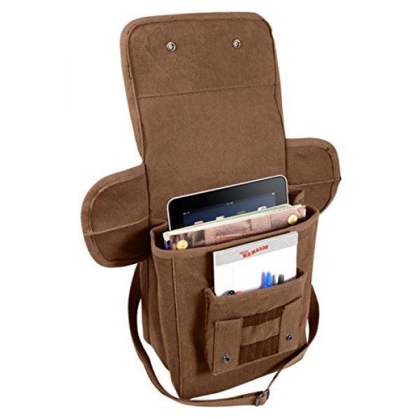 Rothco Tactical Backpack 5 Rothco Canvas Map Case Shoulder Bag