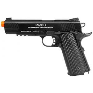 KWA Airsoft Pistol 1 KWA m1911 mkii ptp blowback airsoft pistol airsoft gun(Airsoft Gun)