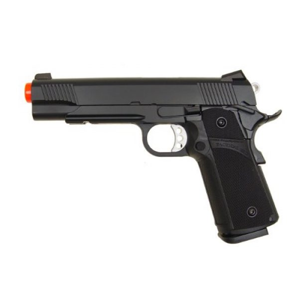 Prima USA Airsoft Pistol 1 KJW model-615 kp05-s gas blowback full metal black bcgbb-615(Airsoft Gun)
