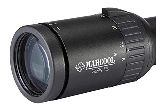 Marcool Rifle Scope 4 Marcool 5-25X52 SF HD Rifle Scope Optical Aim Collimator Air Rifle Sight Pneumatics Weapon for Hunting