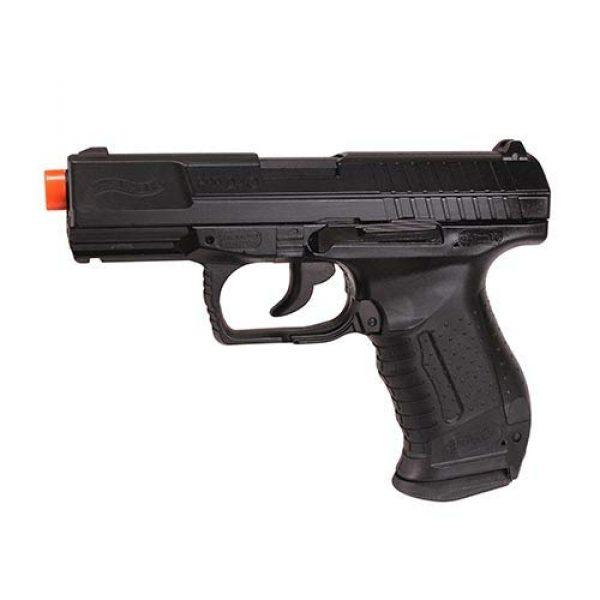 Umarex Airsoft Pistol 1 Umarex USA 2272828 Walther P99 6mm 15 Rounds, Black