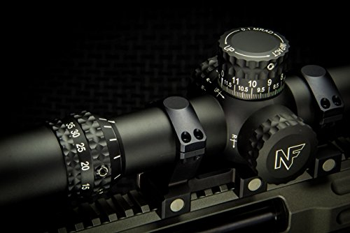 NightForce Rifle Scope 4 Nightforce ATACR 4-16x42 F1 ZH .1mrad Illum PTL H59 C573