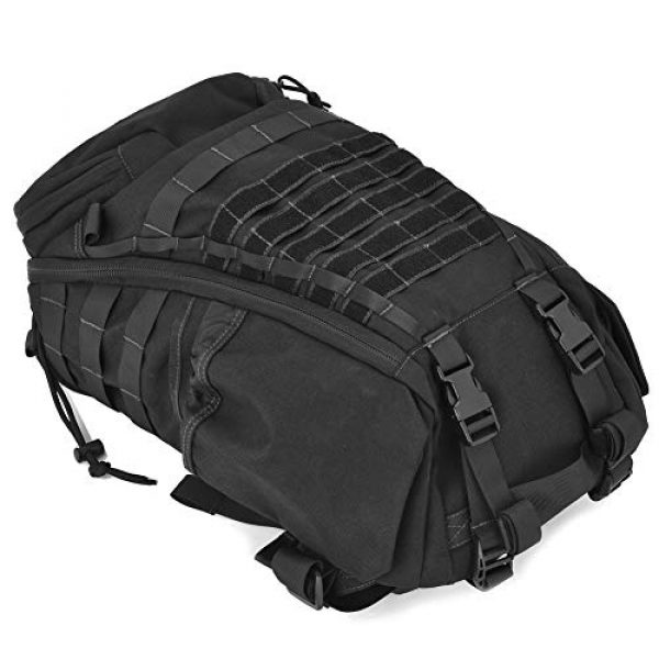 DIGBUG Tactical Backpack 6 DIGBUG Military Tactical Backpack Army 3 Day Assault Pack Bag Rucksack w/Rain Cover Outdoor Hiking Camping Backpack