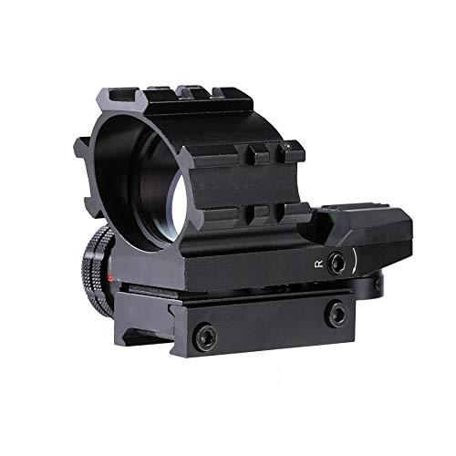 Letra Rifle Scope 6 Letra 4-in-1 4-16x50 EG Riflescope Kit, Dot Laser, Reflex Sight, Offset Rail Mount